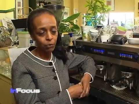 Ethiopian Kefa Cafe