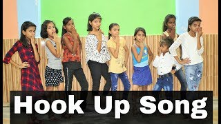 Hook Up Dance Performance For Kids | Dance Video For Beginners | Student Of The Year 2