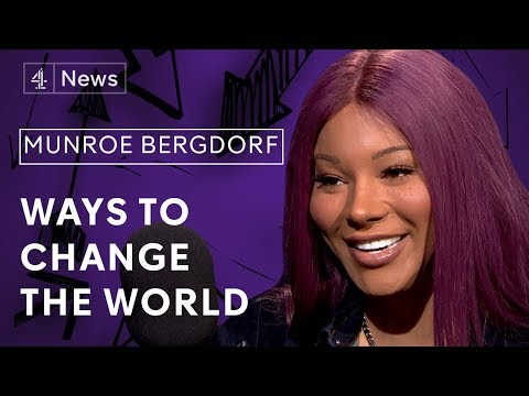 Munroe Bergdorf on racism, trans activism and acceptance - YouTube
