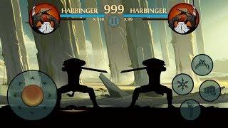 Shadow Fight 2 HARBINGER VS HARBINGER