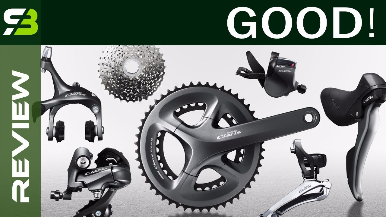 e537b72c320 2018 Shimano Claris R2000 Road Groupset. Why I Recommend It? - YouTube