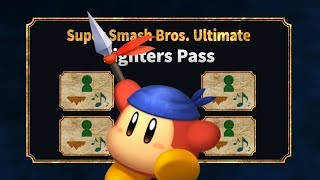Smash Ultimate DLC Speculation
