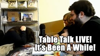 HoC Table Talk w/ Billy Brake & Jackie Bernal  - It's Been A While - FIRST TIME LIVE STREAMED