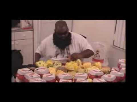 Rick Ross Diss  Everyday Im Hungry
