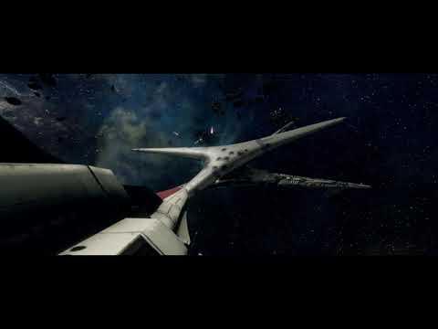 Destroying the Resurrection Ship | Battlestar Galactica: Deadlock |