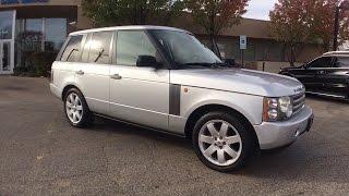 2004 Land Rover Range Rover Northbrook, Arlington Heights, Deerfield, Schaumburg, Buffalo Grove, IL