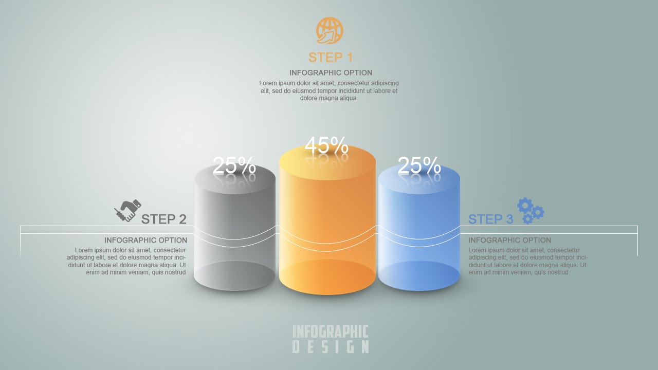 Infographic tutorial illustrator cs3 templates for flyers