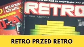 Retro przed retro - magazyny kiedyś