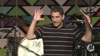 Afshin Ziafat Speaks at Momentum Youth Conference 2016 - Thursday Morning Session