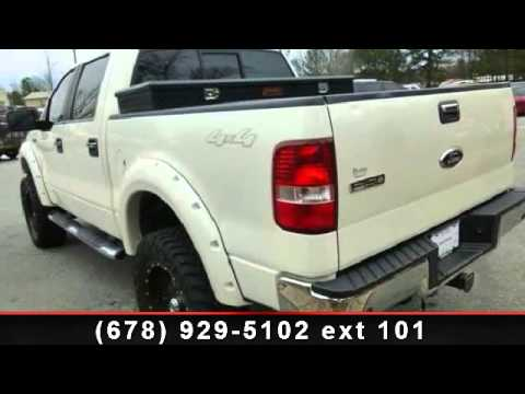 2007 Ford F-150 - Palmer Dodge Chrysler Jeep Ram - Roswell,