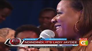 One on One with Lady Jaydee #10Over10