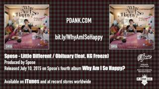 "Spose - 08 - ""Little Different / Obituary (feat. KGFREEZE)"""
