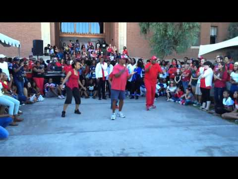 University of Arizona UA 2014-2015 Homecoming Stroll Pt12: Tucson Slide Society