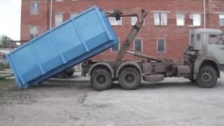 Контейнер для строительного мусора Москва
