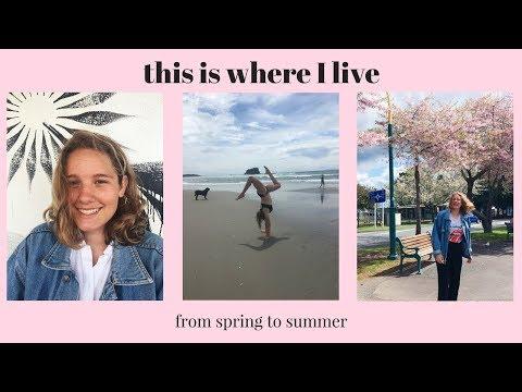 Where I live - Tauranga | exchange diary nz