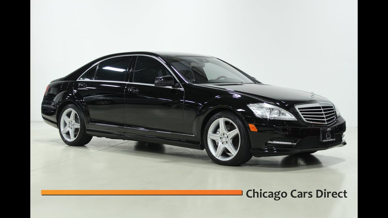 Chicago Cars Direct Presents A 2010 Mercedes Benz S550