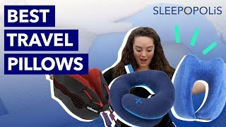 Best Travel Pillow 2020 - Our Top 5 Picks For Sleeping On Airplanes!