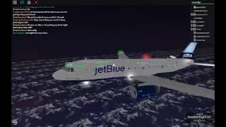 My First Flight Part 2- Jet Blue- Roblox