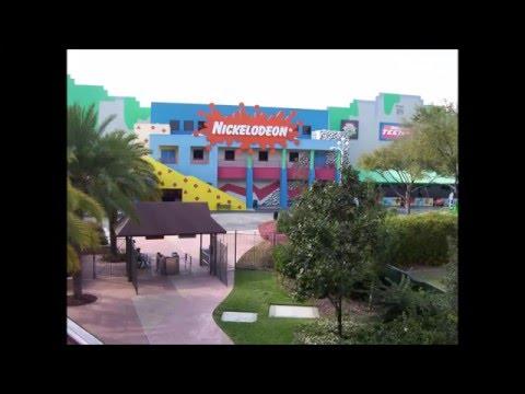 Nickelodeon Studios/Universal Studios Outdoor Music (1995-1999)
