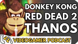 Donkey Kong Country: Tropical Freeze, Red Dead Redemption 2, Fortnite - VideoGamer Podcast