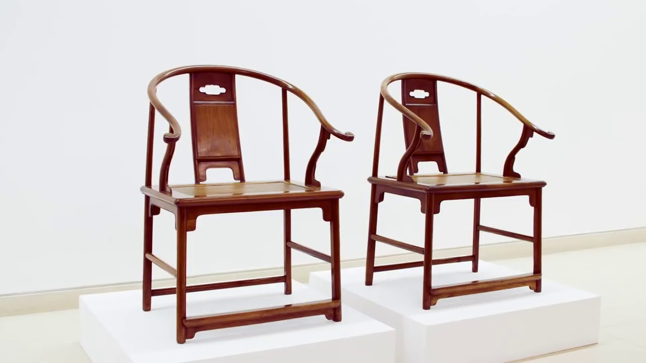 The Simplicity Of Ming Dynasty Furniture YouTube