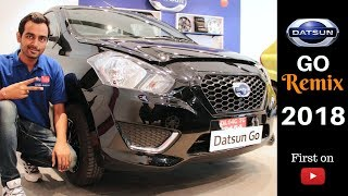 Datsun Go Remix | Crash Test Safety Rating | Car Review- Hindi | Ujjwal Saxena