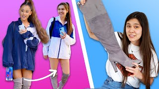 I Recreated Ariana Grande Looks Using Only Walmart Clothes