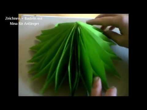 honeycomb 3d tannenbaum weihnachtsbaum selber basteln. Black Bedroom Furniture Sets. Home Design Ideas