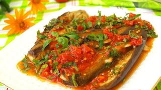 Баклажаны по кавказски  Кавказская кухня