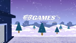 EB Games Canada Boxing Week Commercial (2019)