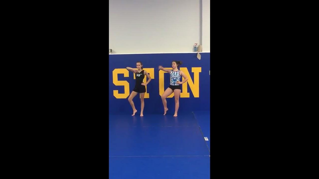 TNT Gymnastics - Xcel Silver Floor Routine 2020