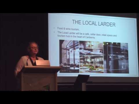 From Market to the Larder - Julie Nichols, The Local Larder