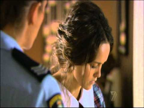 Home & Away  Esther Anderson as Sgt. Charlie Buckton. Part 296.