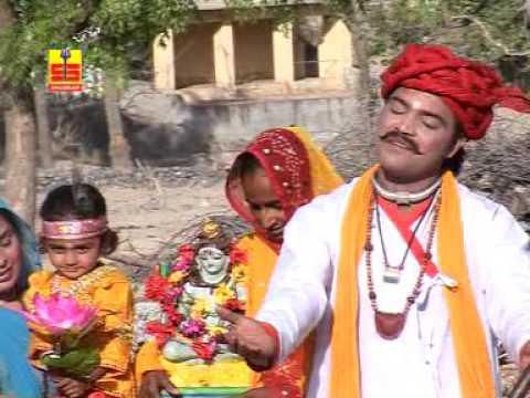Sadu Mata Dev Ne Le Chaali Maalve || Shravan Senderi || #ShankarCassettes