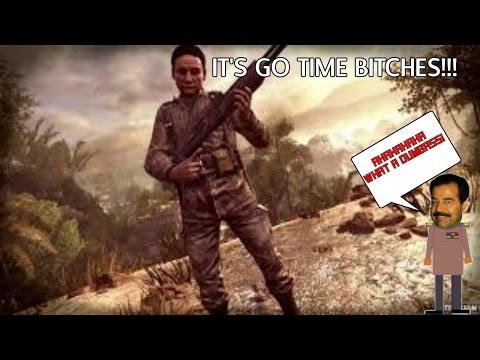 Manuel Noriega files lawsuit against Activision - Gaming Rant Episode 14 - HD 1080p