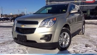 New 2014 Chevrolet Equinox LT Review | ST#140465