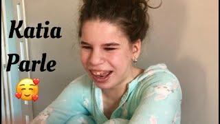 Katia dit un mot, fête d'amis pour lulu et souper à fondue (8 déc 18)