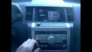 Nissan Murano 50 - установка штатного ниссановского оборудования 2013 года !!(, 2013-03-01T19:43:42.000Z)