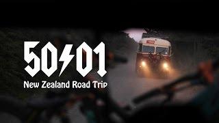 50to01tv New Zealand Roadtrip - A Jamie Nicoll Adventure