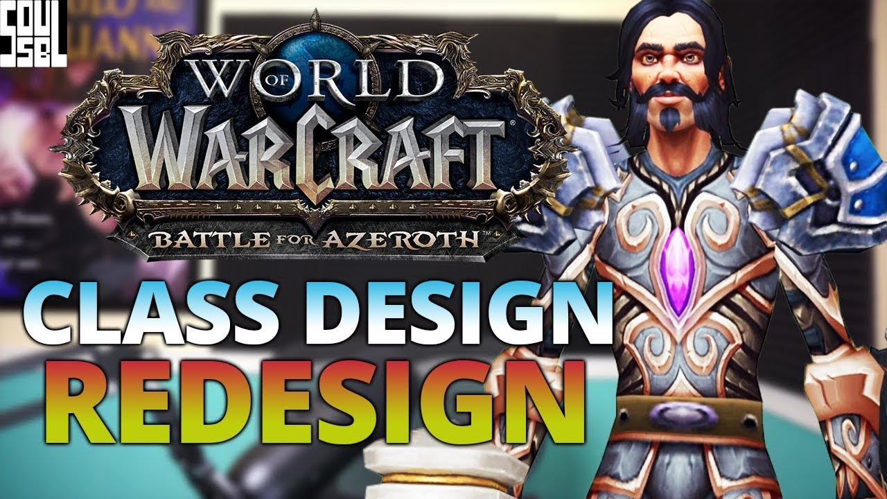 To Blizzard: A Class design concept  Addresses pruning