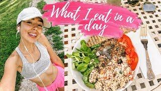 CO JSEM DNES JEDLA I. | INTUITIVNÍ STRAVA | Jím (nebo nejím?!) co chci! | #apresfit