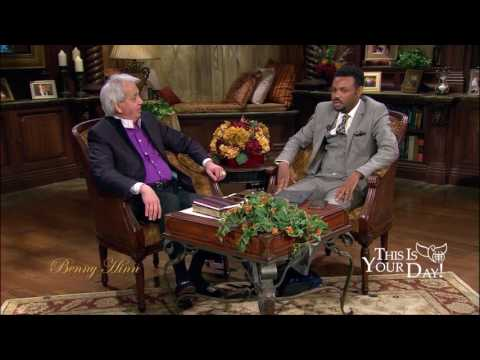 Man of God Tamrat Tarekegn interview with Pastor Benny Hinn CJ TV