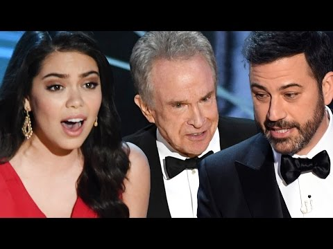 Thumbnail: 7 BEST Moments From 2017 Oscars