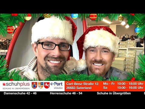 Schuhplus veranstaltet Weihnachtsmarkt am c Port im