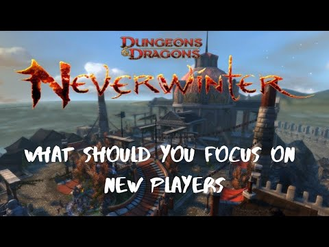 Neverwinter Tips For Beginning Players 2020