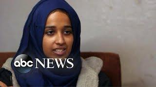 American 'ISIS Bride' speaks out