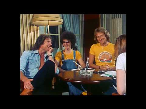 Air Supply - a great interview from 1977