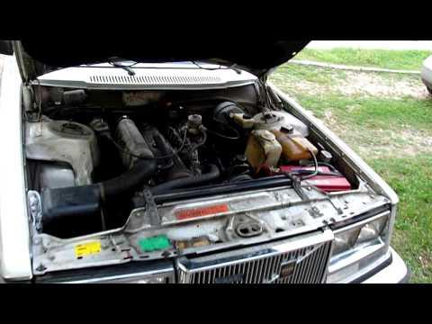 1980 Volvo 240 diesel D24