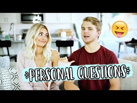 Questions Weve NEVER Answered! Waiting Until Marriage, Pregnancy Scares & More!  Aspyn Ovard