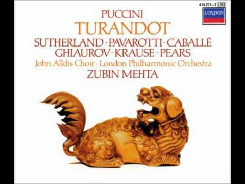 Turandot 27: Act 3 Diecimila Anni al Nostro Imperatore!